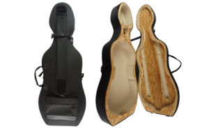 Sinomusik Colourful Cheap Wholesale Super Lght Foam Cello Case pictures & photos