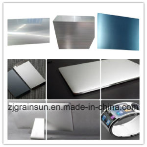 Aluminium Sheet Used for The Computer pictures & photos