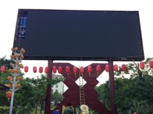 Provide Best Outdoor Cabinet LED P10 Display P10 Screen pictures & photos