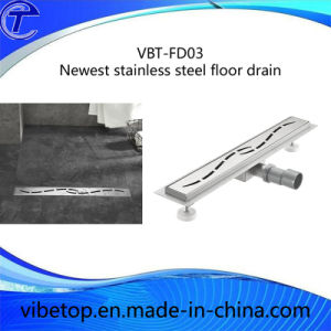 New Designed Stainless Steel Kitchen Bathroom Floor Drainer pictures & photos