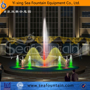 Seafountain Design Stainless Net 304 Floor Fountain pictures & photos