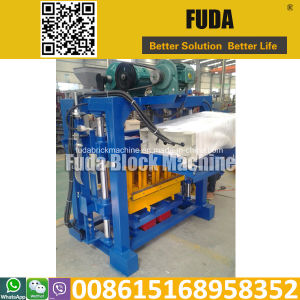 Qtj4-40b2 Manual Block Making Machine in Ghana pictures & photos