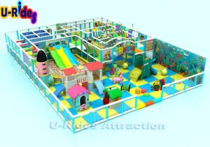 Luxurious Toddlers Indoor Playground Indoor Play Maze pictures & photos