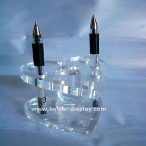 Acrylic Pen Display Stand for Pen Store (BTR-H1033) pictures & photos
