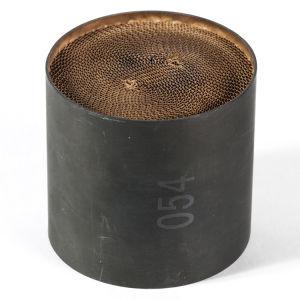 High Strengh Honeycomb Three-Way Metallic Catalytic Converter