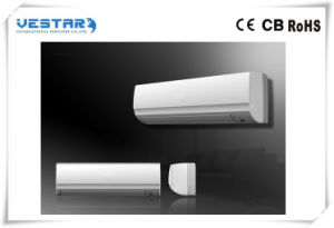Wall Mounted DC Inverter Cooling Air Conditiong with LED Show pictures & photos