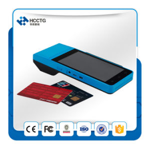 Touch Screen Smart Handheld All in One Payment System Andriod POS Z90 pictures & photos
