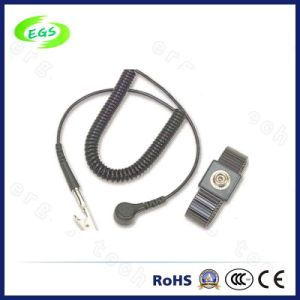 Olivine Wired Cleanroom Use ESD Wrist Strap Egs502-3 pictures & photos