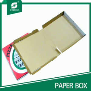 Cheap Corrugated Paper Pizza Box pictures & photos
