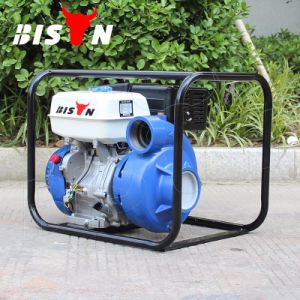 Bison 4 Inch Gasoline High Pressure Water Pump Car Wash pictures & photos