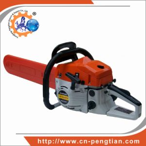 Garden Tool 58cc Gasoline Chain Saw Popular in Market pictures & photos