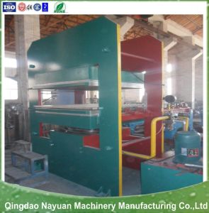 Popularly Rubber Vulcanizing Machine with New Technology