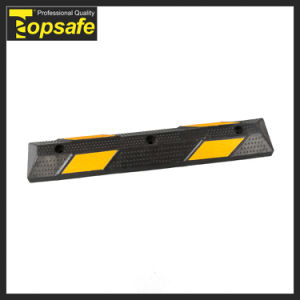 Rubber Wheel Stopper for Park (S-1504) pictures & photos