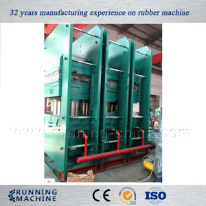 Huge Frame Structure Rubber Hydraulic Vulcanizing Press Machine Xlb-D800X800 pictures & photos