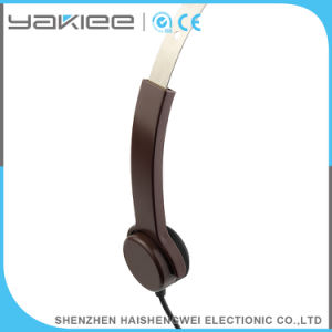 3.7V 350mAh Li-ion Battery Bone Conduction Wired Hearing Aid Receiver pictures & photos