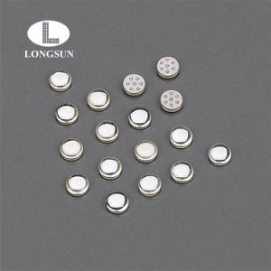 Silver Electrical Contact Rivet/Solid Rivet/Tri -Metal Rivet pictures & photos