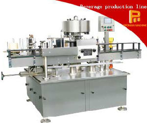 Self Adhesive Round Bottle Labeling Machine pictures & photos