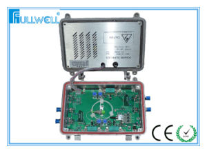Outdoor Optic Receiver and Outdoor Optical Node with Output Level102~104dBuV pictures & photos
