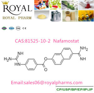 Nafamostat CAS: 81525-10-2 Purity 99% Produced From GMP Manufacturer pictures & photos