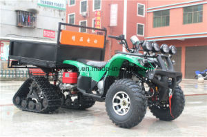 Electric Farm 250cc ATV with Snow Tire pictures & photos