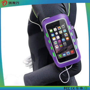 2016 Newest Rechargeable Running Sports Armband Case pictures & photos