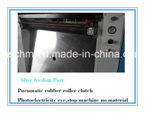 Automatic and Hand Feed Die Cutting Machine pictures & photos