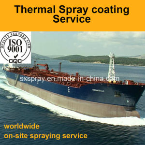 Long-Lasting Protective Surface Coating Processing for Storage Tanks Transfer Pipelines and Tanker Hulls for Oil Industry