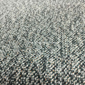 Spun Gold Plaid Wool Fabric in Stock pictures & photos