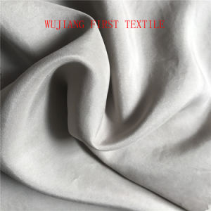Silk Cdc Sand Washed Fabric pictures & photos