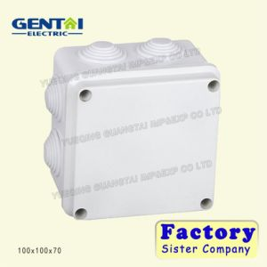 Good Quality Plastic Junction Connection Box 100*100*70mm pictures & photos