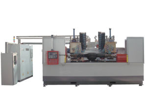 Slewing Bearing Single Gear/Roller Induction Heat Treatment High-Frequency Quenching Equipment pictures & photos