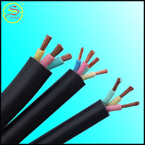 Copper Conductor PVC Insulated Control Cable with Best Price pictures & photos