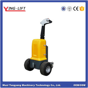 Walking Electric Smart Mini Articulated Towing Tractors pictures & photos