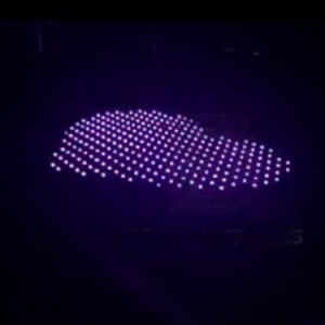 LED RGB Regular/Irregural Starlite Dance Floor for Wedding pictures & photos