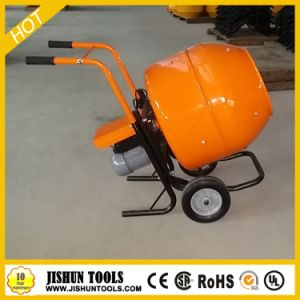 Small Mobile Concrete Mixer with Low Price