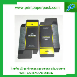 Customized Hot Stamping Mustang Perfume Box Cosmetic Paper Box pictures & photos