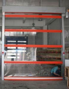 High Speed Rapid Roller Shutter Warehouse Door pictures & photos