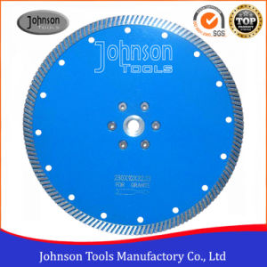 230mm Turbo Saw Blade for Granite Cutting with High Performance pictures & photos