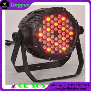 Outdoor Waterproof RGB 3in1 54 3W LED PAR Lights pictures & photos