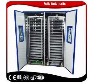 Used Automatic Chicken Egg Incubator Hatchery Machine Price for Sale pictures & photos