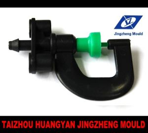 Plastic Injection Drip Irrigation Pipes Fittings Mould pictures & photos