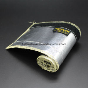 High-Temperature and Heat Resistant Radiant Heat Reflective Sleeve pictures & photos