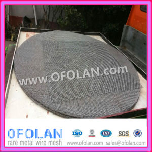 Uns N02200|Nickel 200 Wire Mesh Features pictures & photos