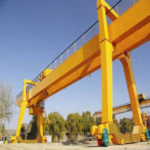 Hot Sale Quayside Double Main Girder Gantry Crane pictures & photos