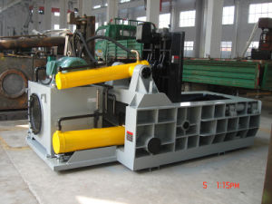 Hydraulic Scrap Baling Press Machine Manufacturers-- (YDF-100A) pictures & photos