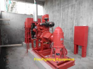 Fire-Fighting Centrifugal Pumps with UL Certificate (XBC) pictures & photos