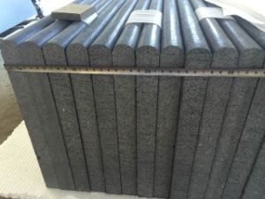 Honed Grey Basalt for Paver/Cobblestone/Wall Cladding/Paving Tiles pictures & photos