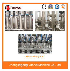 Automatic Hair Shampoo Filling Machine pictures & photos