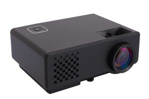Yi-810 40W Portable HD 1080P LED Projector with HDMI / USB/ VGA / AV /TV pictures & photos