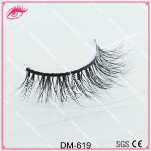 Wholesale Price Mink Wispie Lashes Products Handmade Mink 3D Eyelash pictures & photos